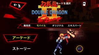 Double Dragon Trilogy screenshot1