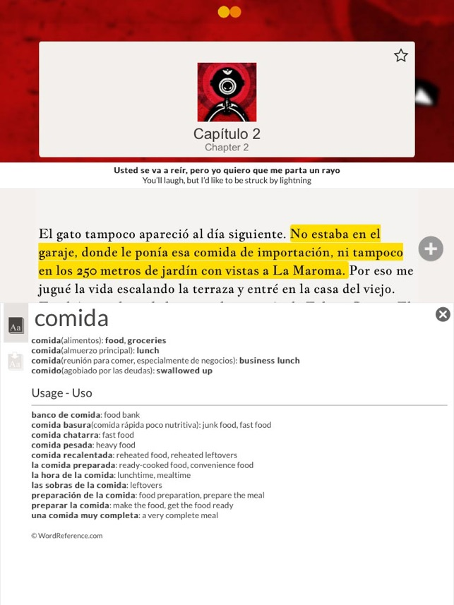 Read In Spanish Maldito Gato With Translation And Audio