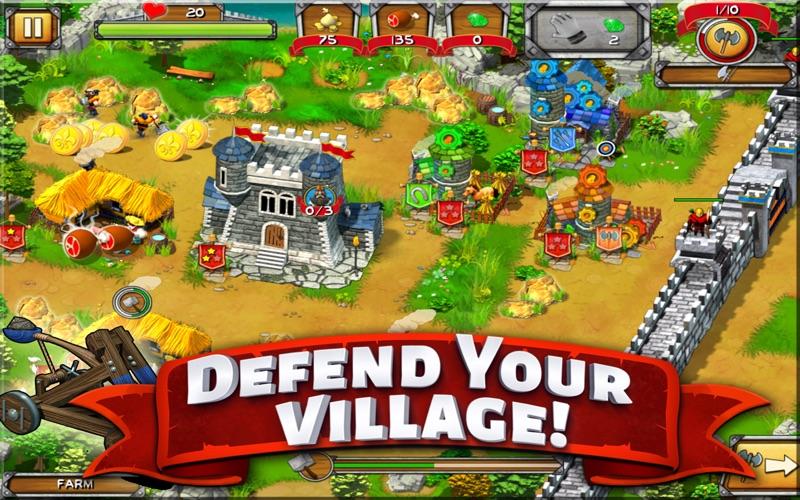 The Wall : Medieval Heroes screenshot 5