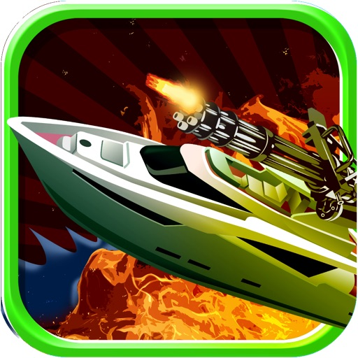 A Speedboat Armor Assault Battle Game PRO