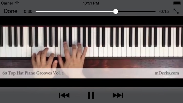 60 Top Hat Piano Grooves Vol. 1 screenshot-3