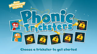 Our Discovery Island: Phonic Tricksters screenshot four