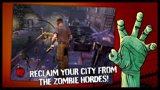 Screenshot from Zombie HQ