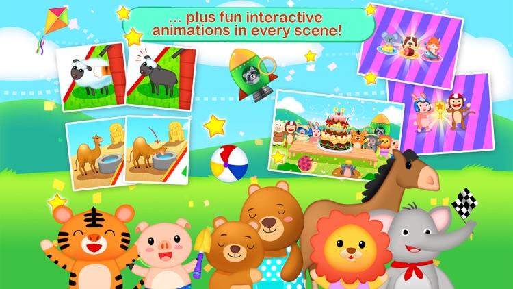 Toddler Maze 123 Pocket - Children Animated Puzzle screenshot-4
