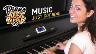 Piano Dust Buster by JoyTunesのおすすめ画像1