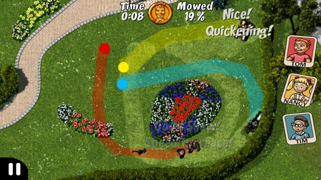 LawnMowerKids Screenshot