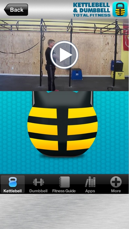 KettleBell & Dumbbell Workout PRO! - 5/7/10 Minute Weight Training Exercises screenshot-4