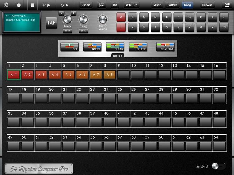 S4 Rhythm Composer Pro