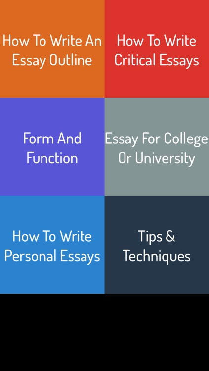 How To Write An Essay - Ultimate Video Guide