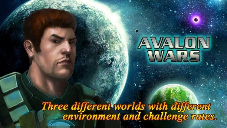 Avalon Wars screenshot-3