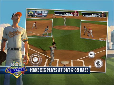 R.B.I. Baseball 14のおすすめ画像4
