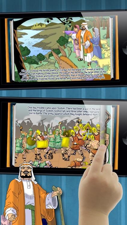 Bible Stories Collection screenshot-4