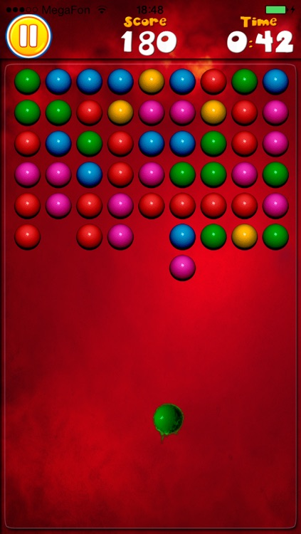 Attack Balls - New Bubble Shooter Game (Best Cool & Funny Games For Girls & Kids - Touch Top Fun) screenshot-1