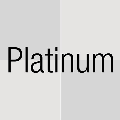 Don't Tap The Platinum