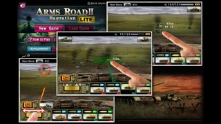 ARMS ROAD 2 Bagration Liteのスクリーンショット4