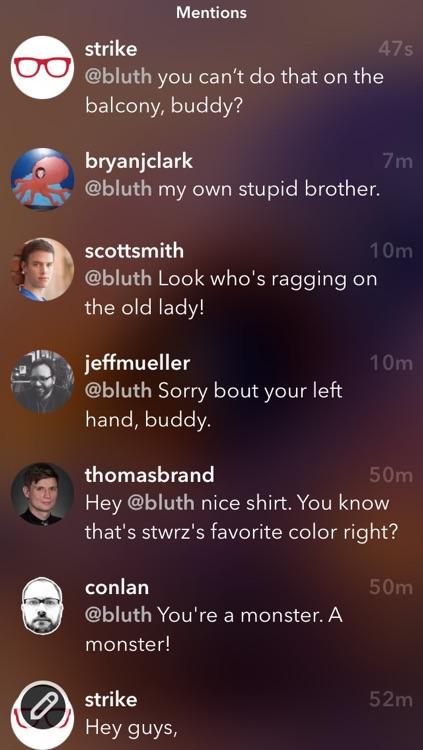 Blixt for App.net screenshot-4