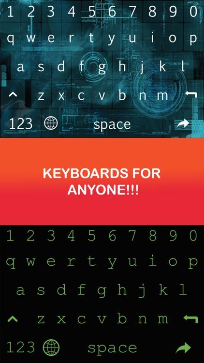 Keyboard Designer- Your Own Keyboard screenshot-3