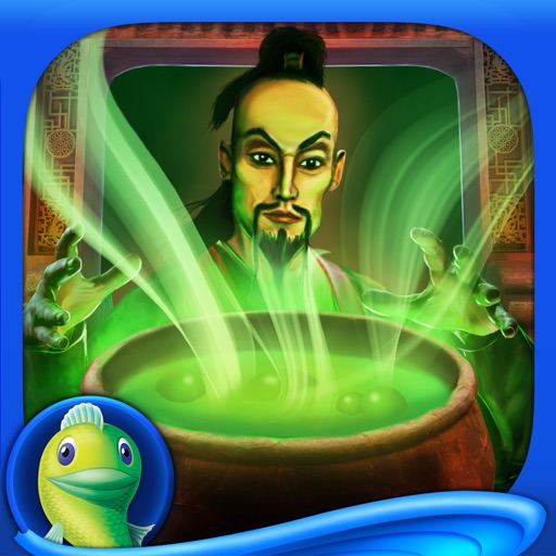 Myths of the World: Chinese Healer HD - A Hidden Object Game App with Adventure, Mystery, Puzzles & Hidden Objects for iPad icon