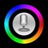 Voice Aura -色による音声診断 あなたの声は何色?-