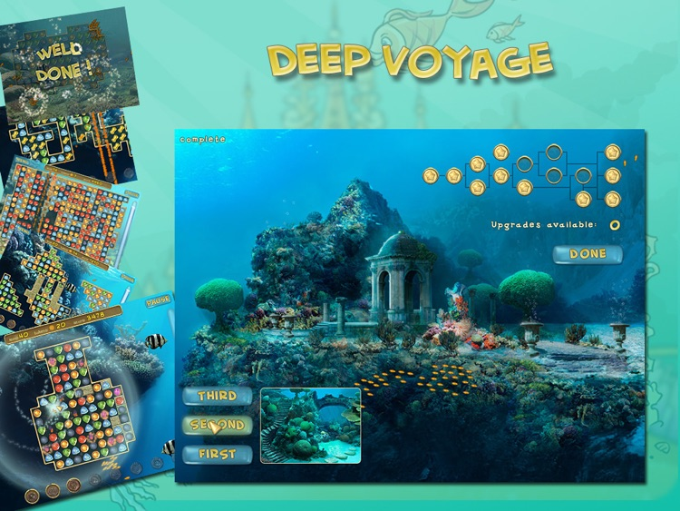 Deep Voyage HD screenshot-2