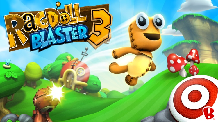 Ragdoll Blaster 3 screenshot-0