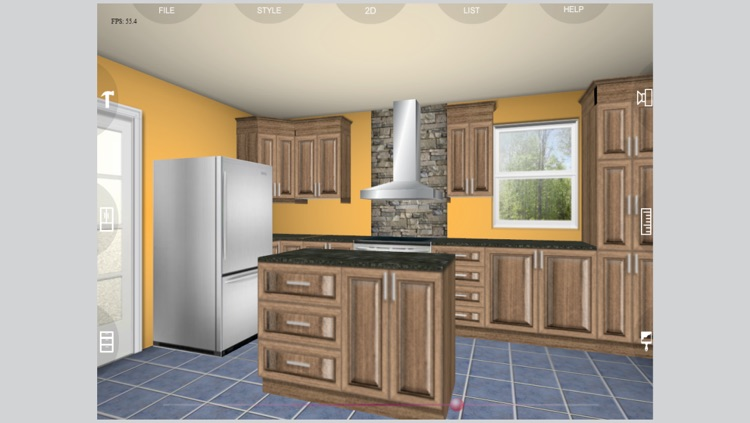 Udesignit kitchen 3D screenshot-4