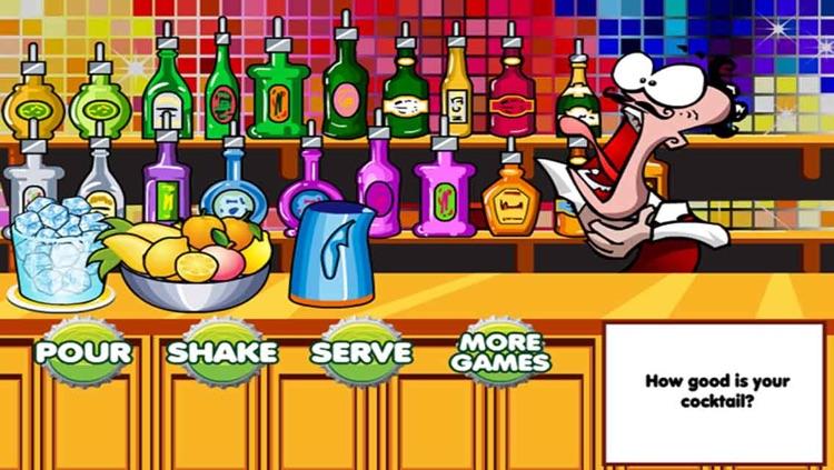Cocktail Mixer Game