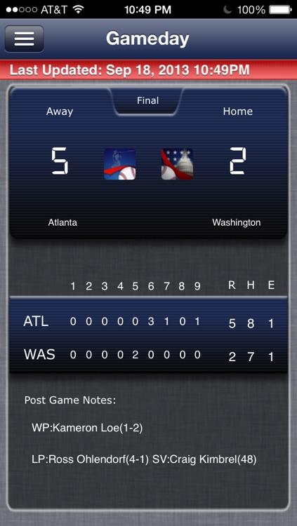 Atlanta Baseball Live