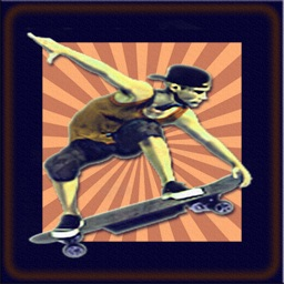 Jack-ed: A Jump-y Skate-Board Game