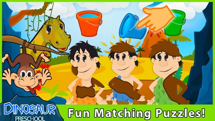 Dinosaur Kids Games! screenshot-3
