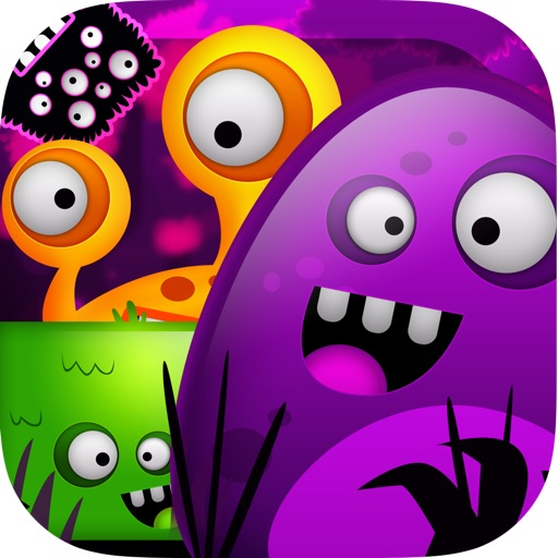 Flick Slime Aliens Lite icon