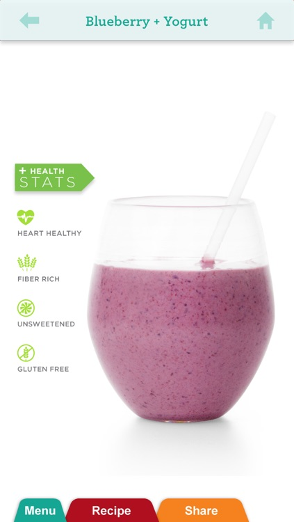 Smoothies from Whole Living for iPhone/iPod Touch