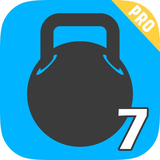 7 Minute Kettlebell Workout Pro - Russian functional training