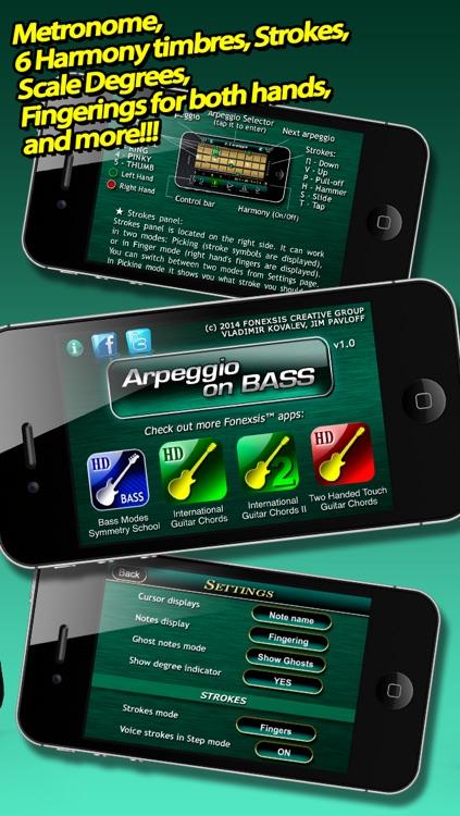 Arpeggio on Bass screenshot-3
