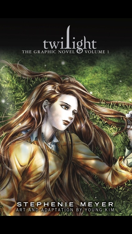 Twilight: The Graphic Novel, Volume 1 by Stephenie Meyer