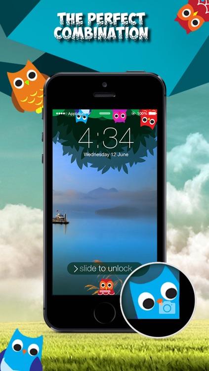 Slider Bar Lab - Custom Lock Screen Background Designer screenshot-3