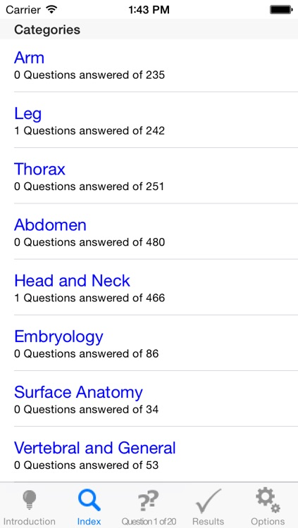 Anatomy MCQs screenshot-2
