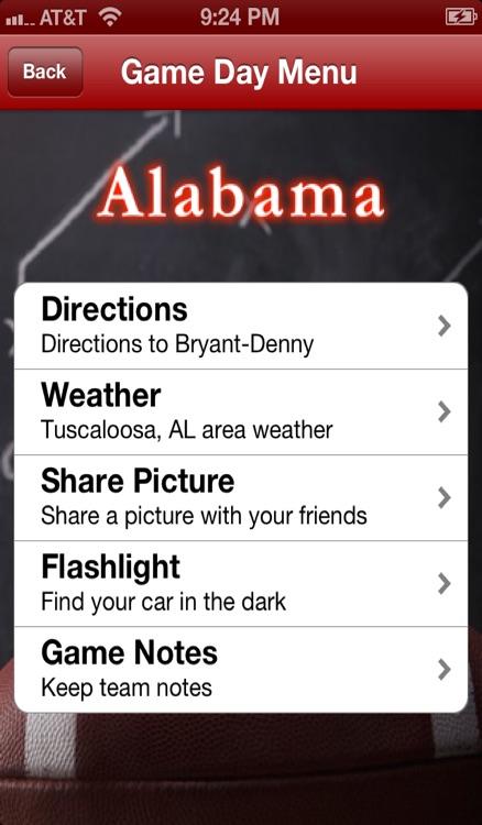 Alabama Football - Crimson Tide News, Schedule, Scores, and Trivia screenshot-4