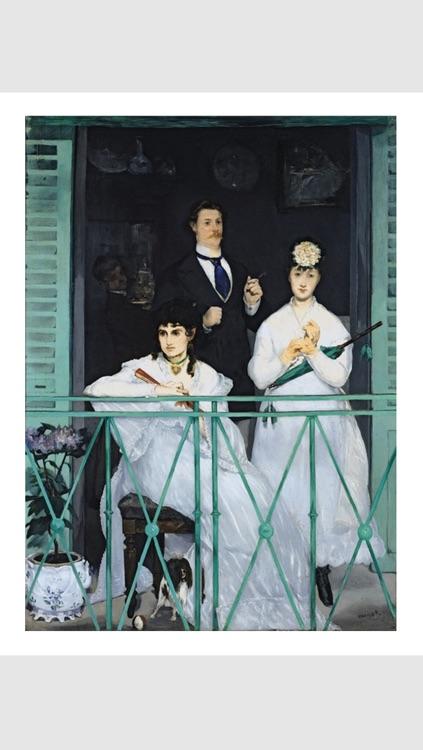 Manet 117 Paintings HD 100M+  Ad-free screenshot-3