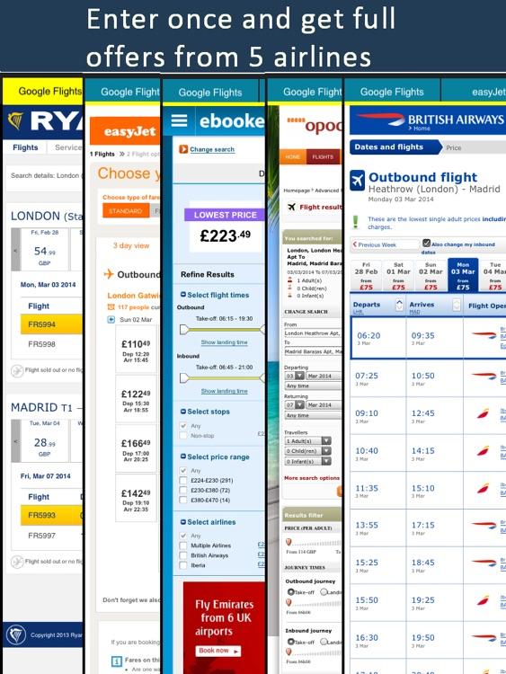 Newcastle Airport + Flight Tracker HD NCL screenshot-4