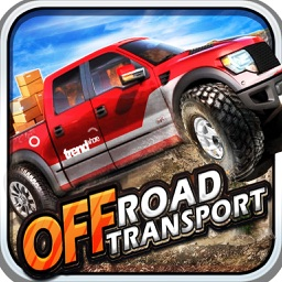 Offroad Transport ( Monster Truck Driving & Parking Game )