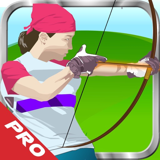 Bow of shooting sport PRO HD icon