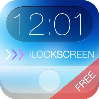 iLockscreen FREE - Pimp Customize your Photos + Wallpapers for iOS 7