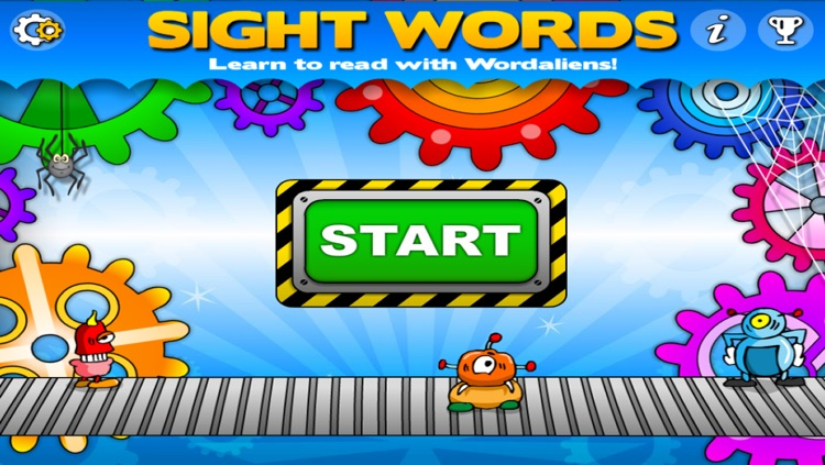 Sight Words Games & Flash Cards for Reading and Spelling Success at School (Learn to Read Preschool, Kindergarten and Grade 1 Kids) screenshot-4