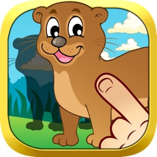 Activities of Animals Around The World - free educational puzzle for toddlers and kids
