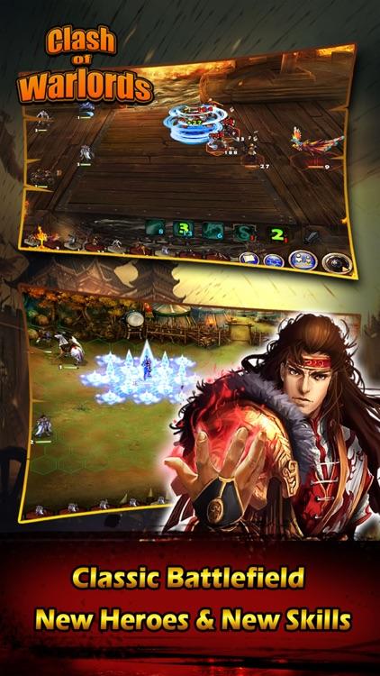 Clash Warlords screenshot-3