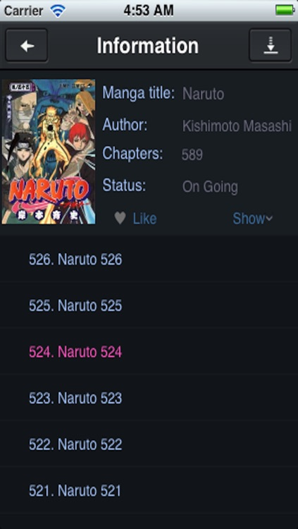 MobiManga-Pro  : Read manga online funny phantom good
