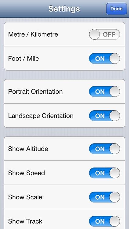 South Africa - Offline Map & GPS Navigator screenshot-4