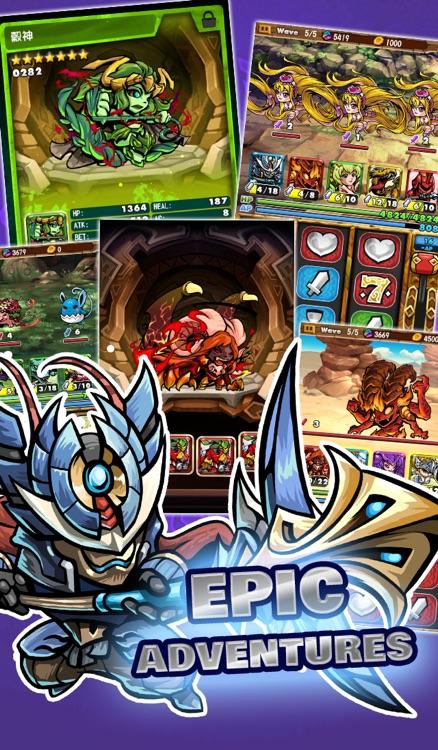 Slot and Dragons screenshot-4