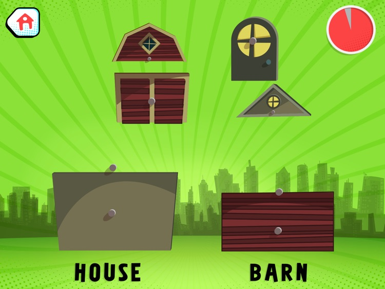 WordGirl Superhero Training screenshot-3